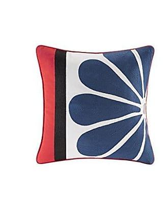 Natori Diamond Geo Embroidery Square Pillow Multi 18x18