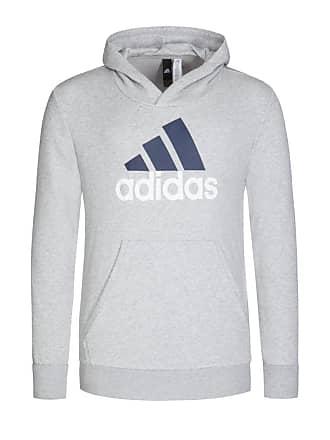 adidas Übergröße   Adidas, Sweatshirt im Baumwollmix in Grau für Herren b956545e28