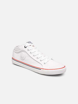 5a13b4e108c68b Pepe Jeans London Industry Basic 2 - Sneaker - weiß