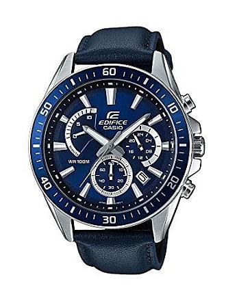 071d187b3f0 Casio Relógio Masculino Casio Edifice Efr-552ZL-2AVDF - Prata Azul