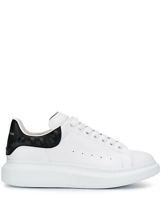 Alexander McQueen oversized sole sneakers - White