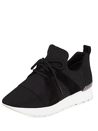 DKNY Ebbz Stretch-Knit Slip-On Sneakers