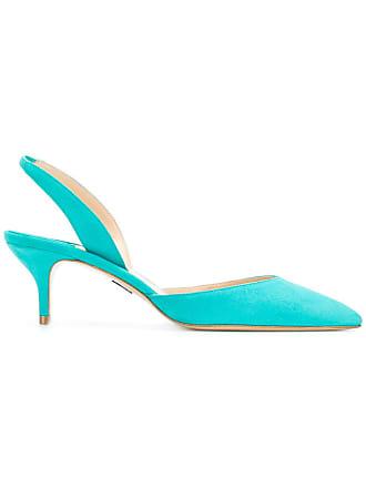 PAUL ANDREW Sapato de camurça - Azul
