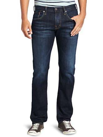 AG - Adriano Goldschmied Mens The Matchbox Slim Straight Jean in Robinson, Robinson, 28x32