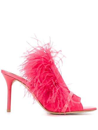Malone Souliers Sapato Marion Luwolt 85 - Rosa