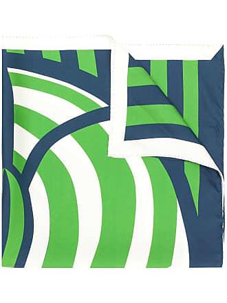 Henrik Vibskov Cachecol Breath - Verde