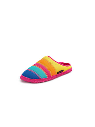 903a66ea568789 Giesswein Comfortable Azusa slippers Giesswein multicoloured