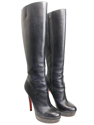 ded28ac0b39 Christian Louboutin® Leather Boots  Must-Haves on Sale up to −50 ...