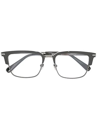 Brioni Óculos de sol quadrado - Preto