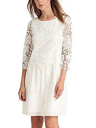 380724483ed0 Apart Fashion Fashion: Summer Highlights Coral Lace Vestito, Bianco, 46  Donna