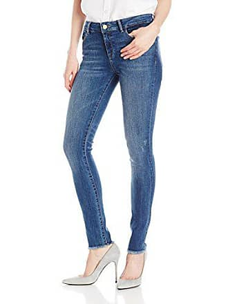 DL1961 Womens Florence Instasculpt Skinny Jeans, Wicked, 24