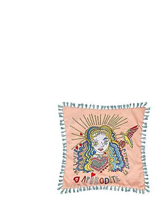 La DoubleJ Velvet Embroidered Cushion