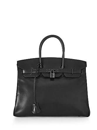 Hermès Birkin 35 Box Leather, Black
