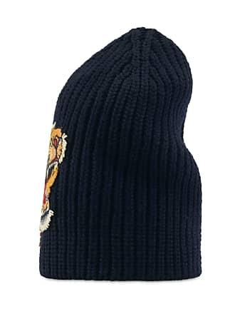 Gucci Cappello in lana con tigre afa1ea2563a5