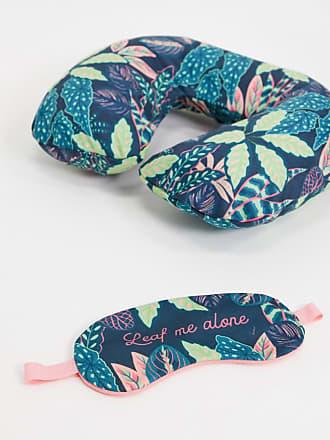 Sass & Belle Set da viaggio cuscino e mascherina-Multicolore