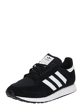 new style ce56c 63586 adidas Sneakers laag Forest Grove zwart  wit
