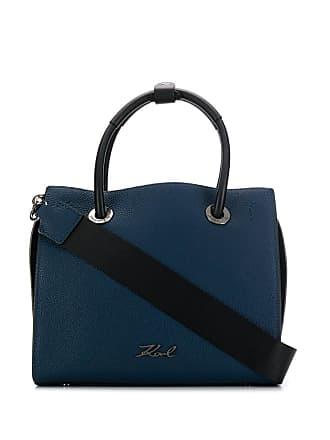 Karl Lagerfeld Bolsa tote K/Karry All Mini Shopper - Azul