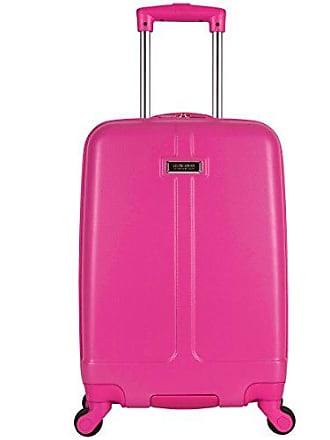 Kenneth Cole Reaction Kenneth Cole Reaction High-Lite 20 Hardside 4-Wheel Carry-on Luggage, Pink
