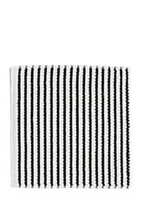 Barneys New York Fume Striped Cotton Washcloth - Ivorybone