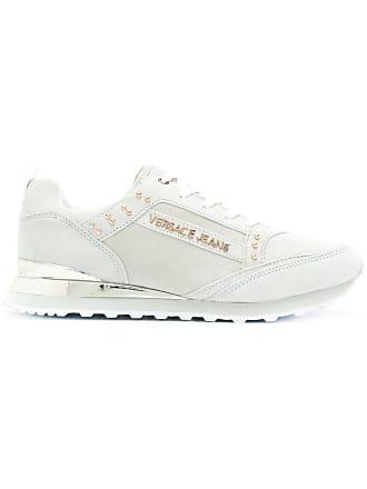 Versace Jeans Couture baskets à détails de clous - Gris ffdb1907880
