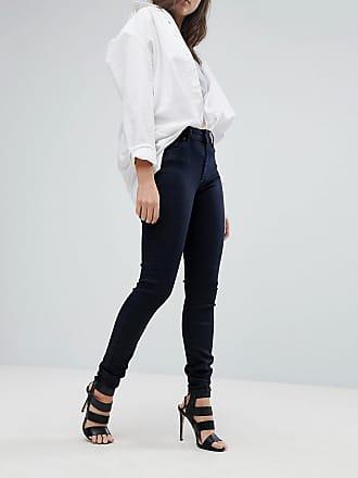 G-Star G-Heart Superskinny jeans med hög midja - Rinsed 8391a52985319