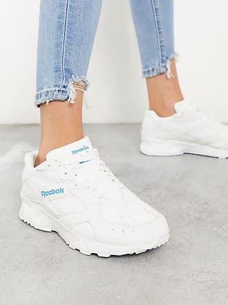 Reebok Reebok - Aztrek - Sneaker in Weiß und Blau