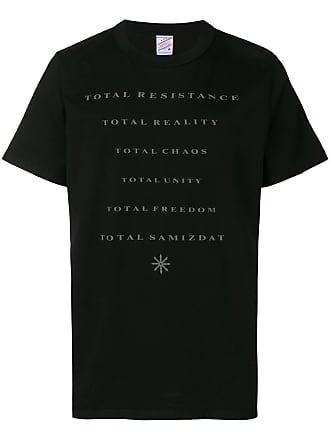 Yang Li Reflective T-shirt - Preto