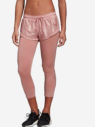 adidas by Stella McCartney Short de sport Over Tight Performance Essentials  Rose Adidas X Stella Mc 492d8860ddb3