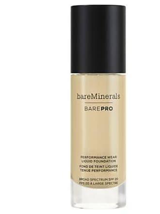 bareMinerals barePRO Performance Wear Liquid Foundation SPF 20, Silk