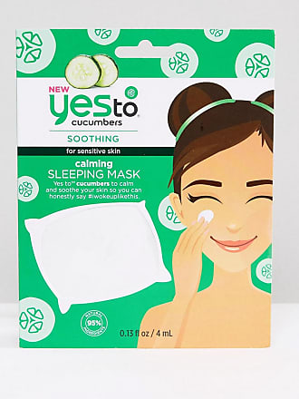 Yes To Yes To Cucumber Soothing & Calming Sleeping Mask-No Colour