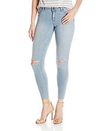 c0e3e0d72 William Rast Womens Willliam Rast-Skinny Ankle Denim Crop Jeans, Sky Dust,  31