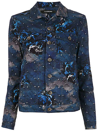 À La Garçonne Night denim jacket - Blue