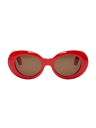 Acne Studios Red Mustang Sunglasses - The Webster