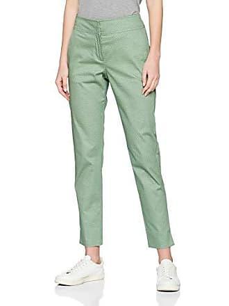e2be387be7ba Pennyblack Pantaloni Donna, Multicolore (Fantasia Verde Salvia 6) 40  (Taglia Produttore: