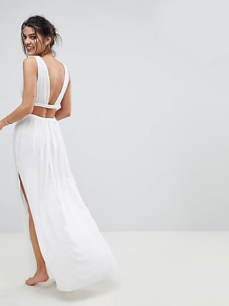 57f16a7b32 White Maxi Dresses: 63 Products & up to −62% | Stylight