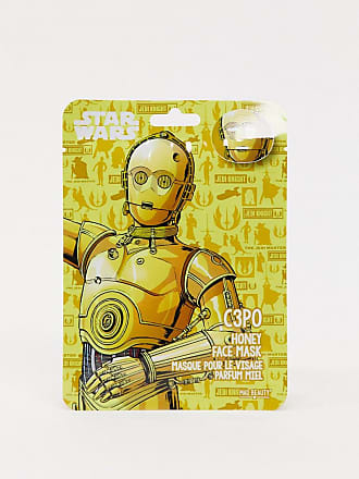 Mad Beauty Star Wars C3PO Face Mask-No Colour