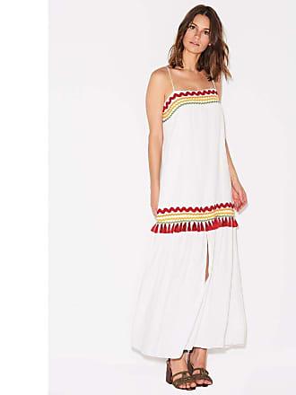 Triya Vestido Sia Off White-G