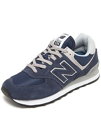 New Balance Tênis New Balance WL574EN Azul