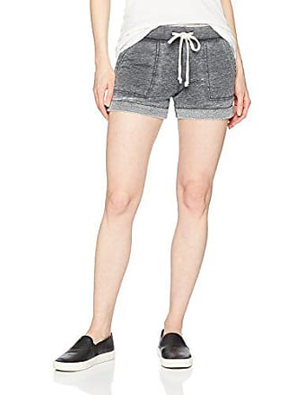 Alternative Womens Lounge Short, Washed Black X Small