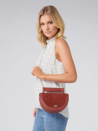 Forever New Loren Top Handle Crossbody Bag - Syrah - 00