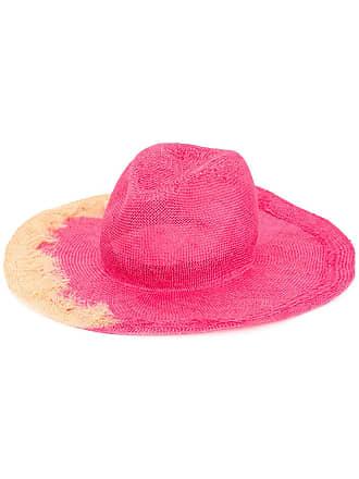 d6b7e321df5 Yoshiokubo Yoshiokubo x Kijimatakayukitie dye panama hat - Pink