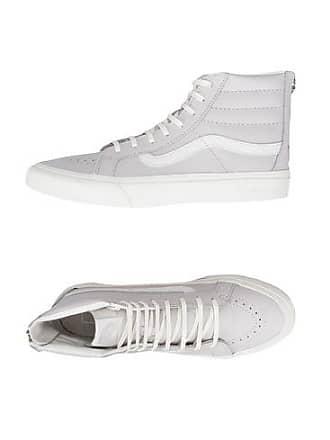 Vans UA SK8-HI SLIM ZIP - LEATHER - CALZADO - Sneakers abotinadas 583b6ce9e40