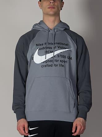 Nike FELPA CORE SWOOSH UOMO