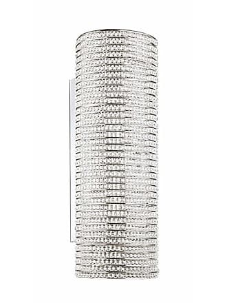 Gallery T22-3091 Crystal Ring 2 Light 21 Tall Crystal Wall Sconce