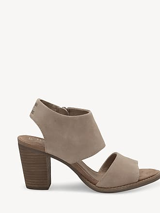 eb52cb69cf0 Toms Womens Majorca Cutout Sandals Two Piece Desert Taupe Size 6.5 Suede  From Sole Society