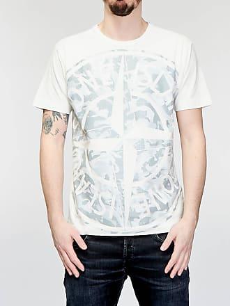 Rabaini Stone Island - T-shirt - Avorio