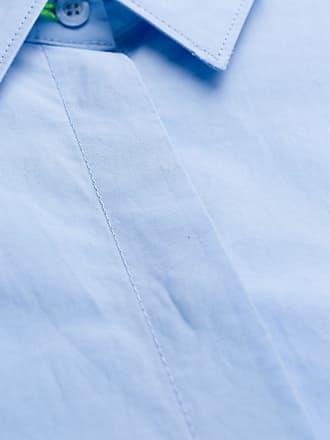 Escada Sport bow detail shirt - Azul