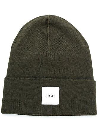 OAMC logo patch beanie - Verde