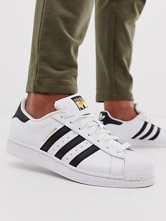 Billiga Adidas Originals Superstar HvitOffwhite Casual Sko