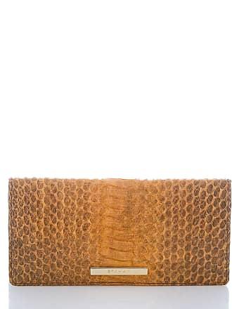 Brahmin Ady Wallet Cognac Everett